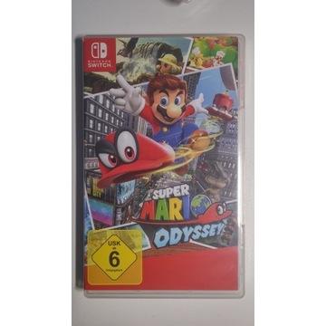 Super Mario Odyssey Gra Nintendo Switch