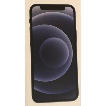iPhone 12 mini, Black, 64GB