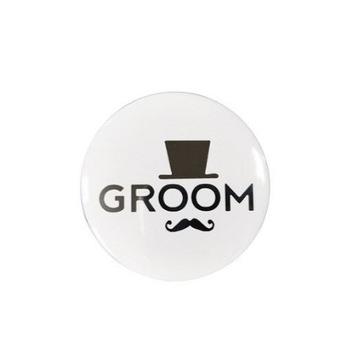 Przypinka Groom