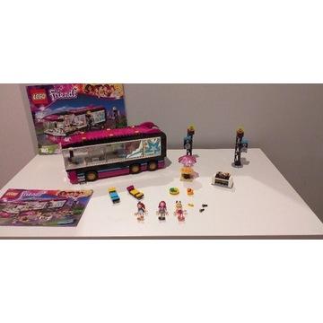 Lego friends 41106 wóz koncertowy