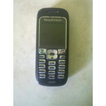 Sony Ericsson J220i T-Mobile