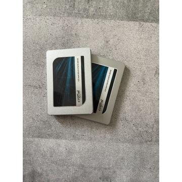 SSD CRUCIAL MX500 250 GB DYSK
