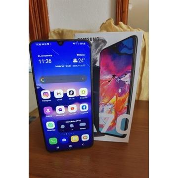 Telefon smartfon Samsung A70 6GB / 128GB