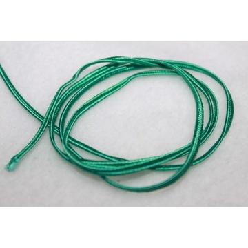 Sutasz rękodzieło sznurek kolor morski 2,5 mm - 5m