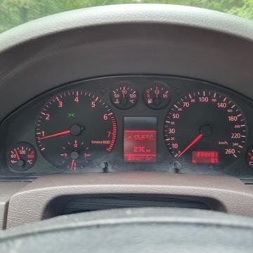 Audi a6 c6 Benz+gaz 1998/1999
