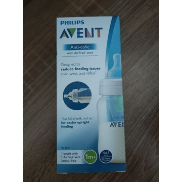 Philips Avent anti-colic 260 ml