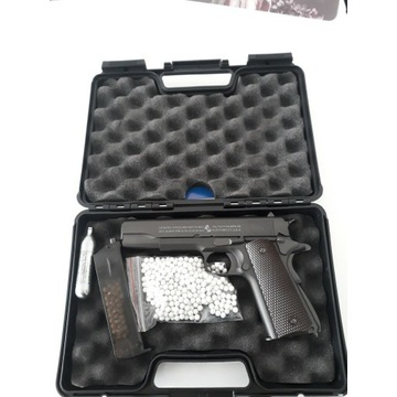 Colt 1911 ASG co2 blowback!