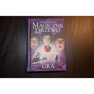 Magiczne Drzewo - Gra, A. Maleszka