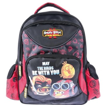 plecak sportowy Angry Birds Star Wars