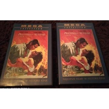 VHS różne, zestaw