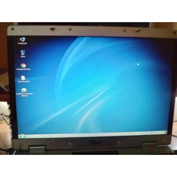 laptop fuitsu siemens M52192