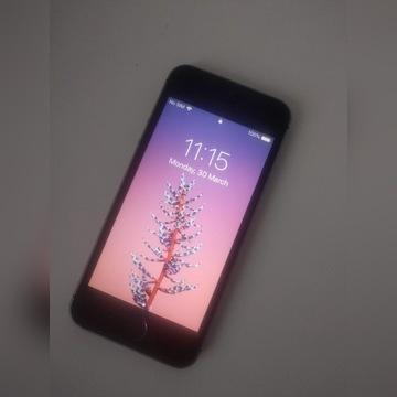 iPhone 5s 16GB / Space Grey + etui ochronne