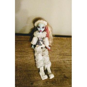 Lalka z Monster Hight