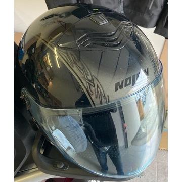 Kask motocyklowy NOLAN N43, otwarty z blendą, L