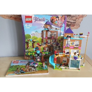 LEGO Friends Zestaw 41340 Dom Przyjaźni klocki
