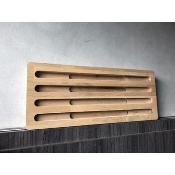 Hangboard Fingerboard Chwytotablica drewniana