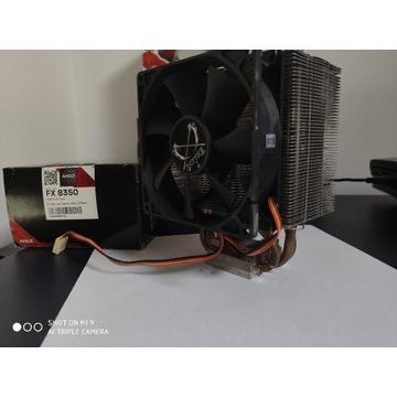 AMD FX Wentylator Cooler scythe am3/am3+