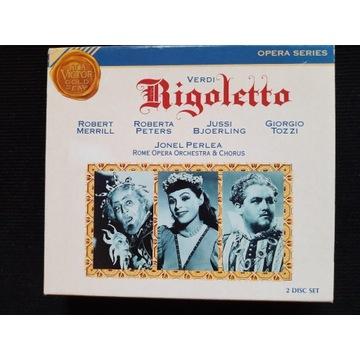 VERDI Rigoletto Perlea Bjorling RCA OKAZJA