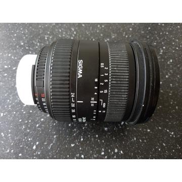 Sigma 24-135 mm f/2.8-4.5 Aspherical IF do nikona
