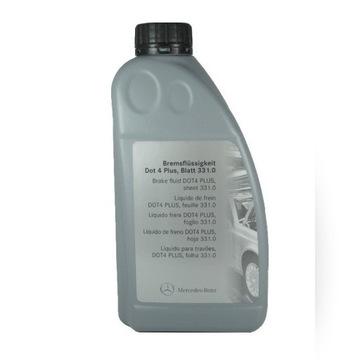 Płyn hamulcowy DOT 4 PLUS Mercedes A000989080713