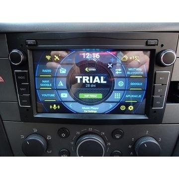 Radio Android10 2 din opel vectra c, zafira, corsa