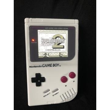 Gameboy DMG Classic, wyświetlacz IPS!!