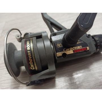 Kołowrotek Carbovan 900RD ryby wędkarstwo okazja