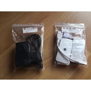 Raspberry pi Zero Obudowa+Zasilacz+HDMI adapter