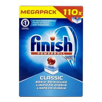 Finish Classic Tabletki do Zmywarki 2 x 110= 220