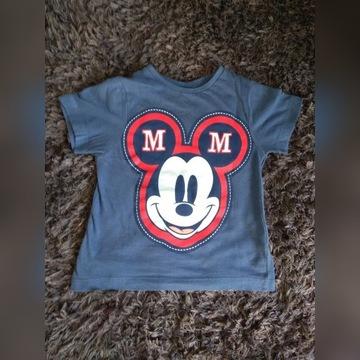 Bluzka, T-shirt Mickey 92
