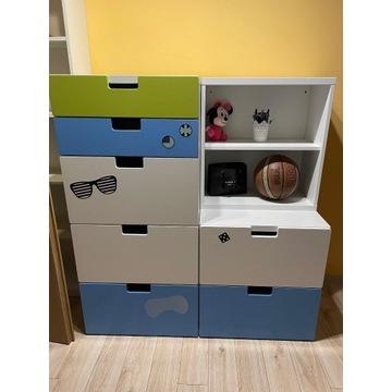 Komplet mebli Stuva Ikea