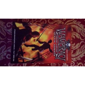 książka Wampiraci-Krwawy Kapitan