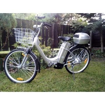 Rower elektryczny model LWEB -L-2603