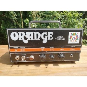 Orange DA15H Dark Terror + oryginalny pokrowiec i