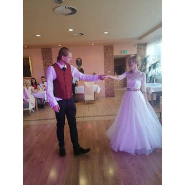 Suknia ślubna 32-34