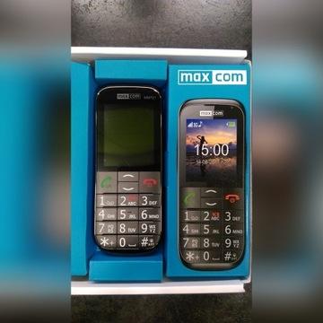 Telefon maxcom MM 721