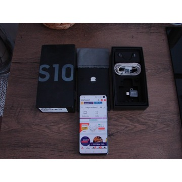Samsung S10 KOMPLET 14 miesięcy IDEALNY