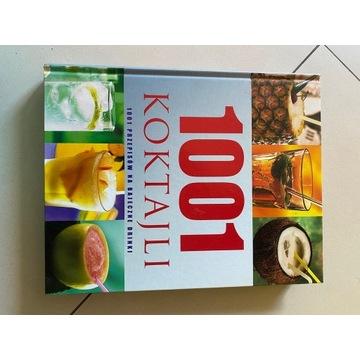 NOWA! Super książka DRINKI 1001 koktajli