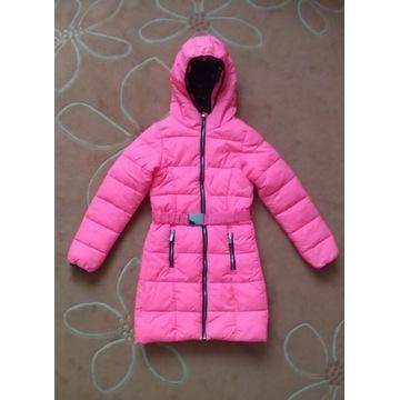 Płaszcz kurtka jesienno-zimowy Cool Club Smyk 152