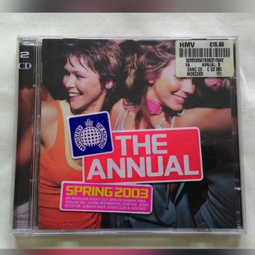 Ministry of Sound - The Annual Spring 2003