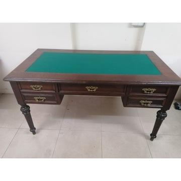Duże biurko eklektyczne