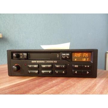 RADIO BMW BAVARIA C REVERSE RDS E30 E32 E34 E36