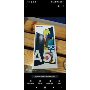 Nowy! Samsung Galaxy A51 z 5G!