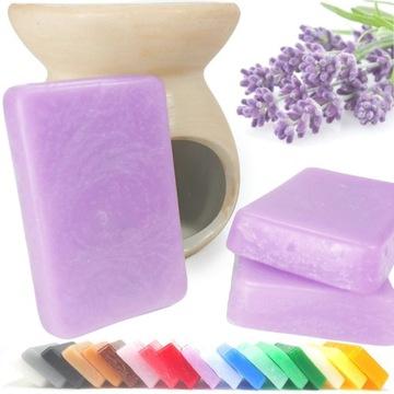 PK14J Woski zapachowe ZESTAW Lawendowe Lavender