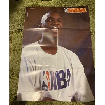 Plakat - Gwiazdy NBA 72x52 dwustronny