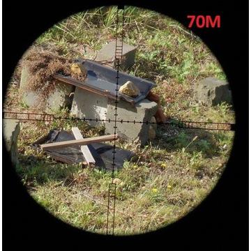 Luneta do broni  4-16x44AO z podświetleniem DIANA