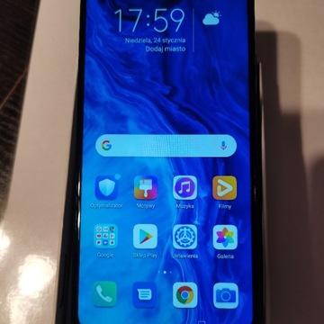 HONOR 9X 4GB/128 GB niebieski -nowy