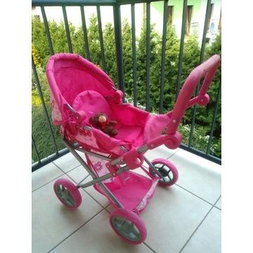 wózeczek dla lalki używany