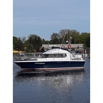 Czarter jachtu motorowego 700 KM Bałtyk Gdańsk