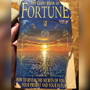 The giant book of fortune